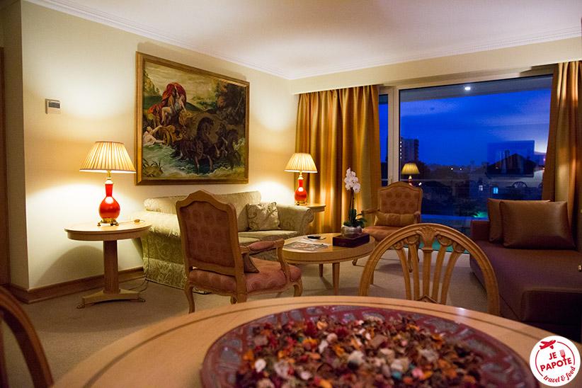 Hotel Miragem chambre