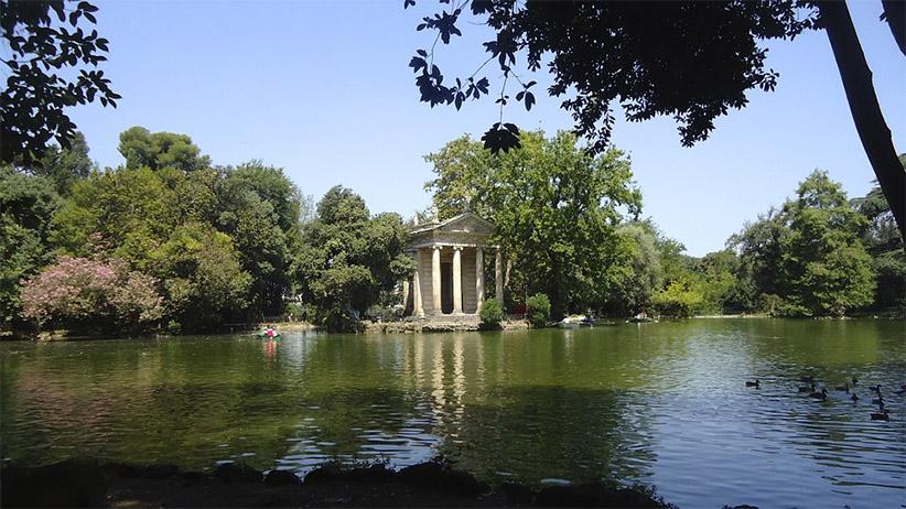 Parc de la Villa Borghèse