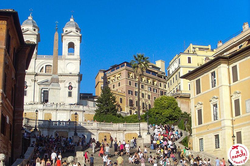 Place d'Espagne Rome
