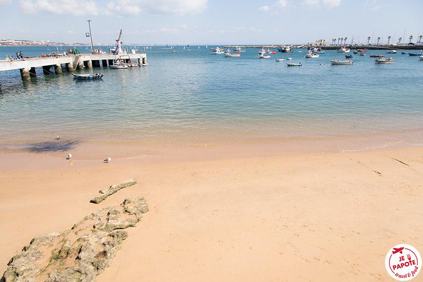 plage cascais