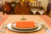 Diner au restaurant Gourmet de l'hôtel Miragem