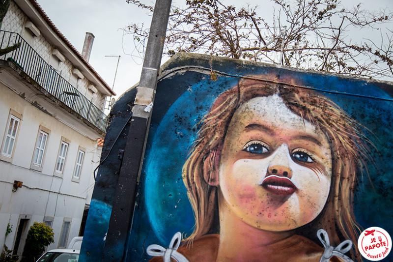 street art cascais portugal
