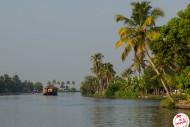 Rêve éveillé sur les backwaters
