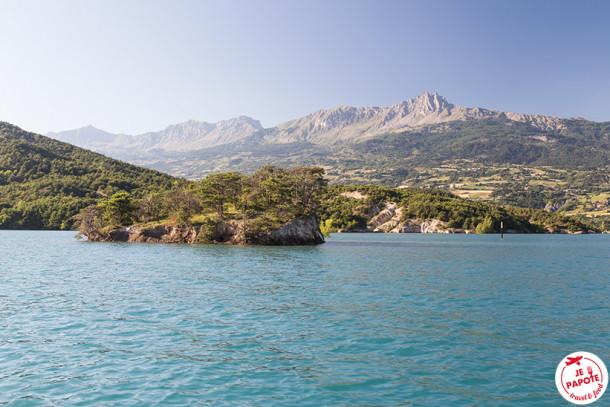 5 activités à faire sur le lac de Serre Poncon