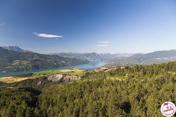 Serre Ponçon coté montagne