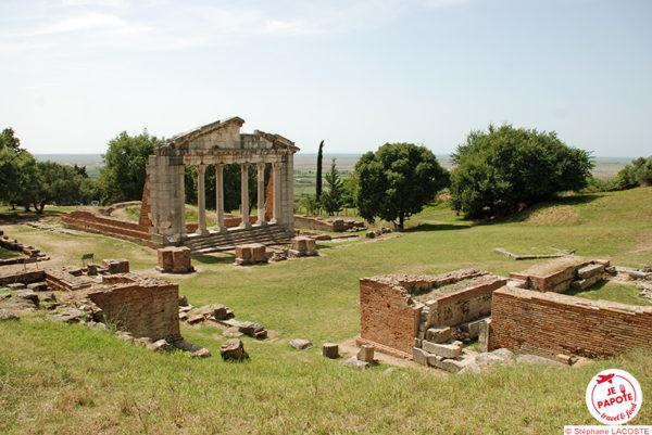 Site archéologique d'Apollonia