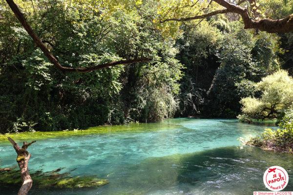 Source de « l'œil bleu » (Syri Kaltër)