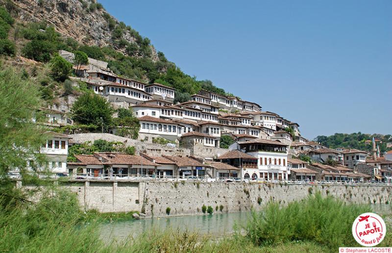 Berat en Albanie