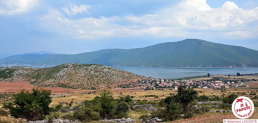 Pustec - Lac Prespa