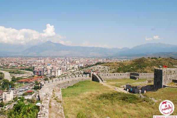 Forteresse de Shkodër
