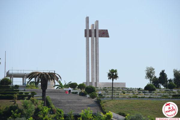 Vlore - Cimetière des martyrs