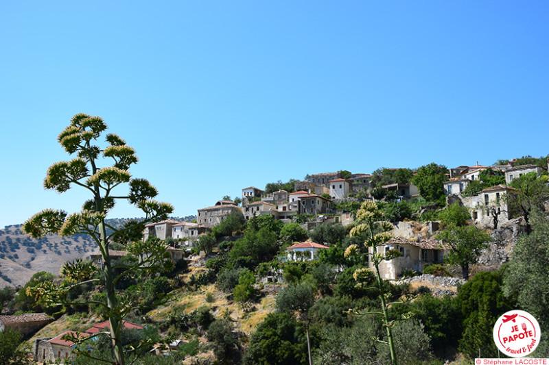 Vieux village de Qeparo