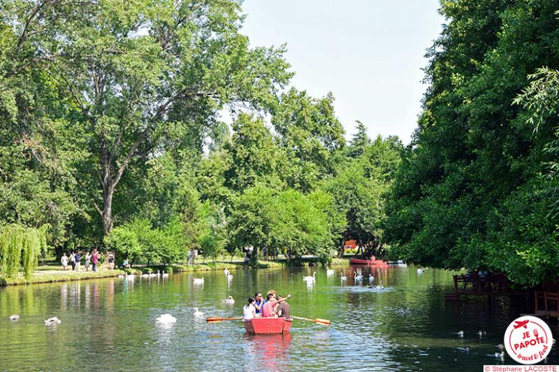 Pogradec - Parc et sources de Drilon