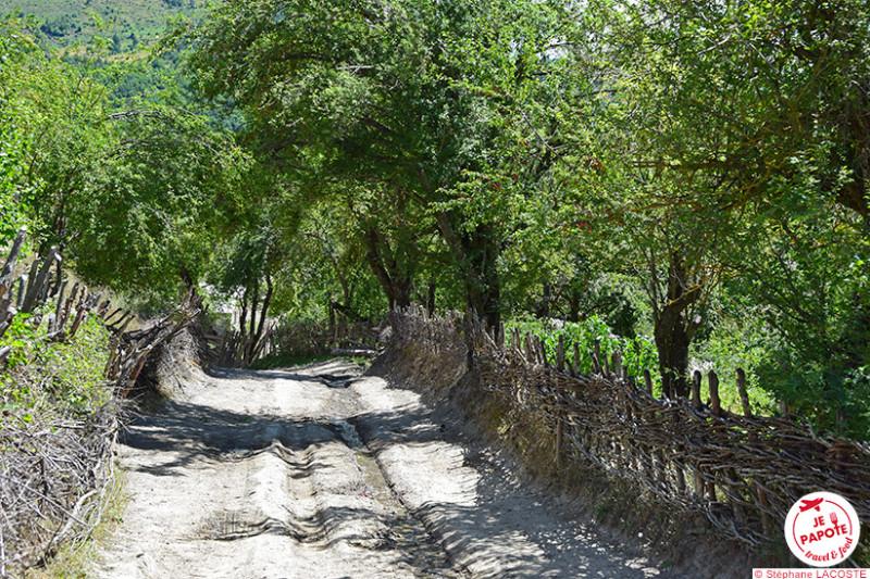 Balade autour de Dardhë