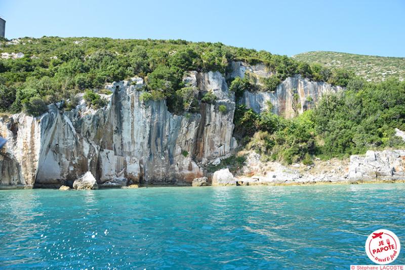 Presqu'île de Karaburun Albanie