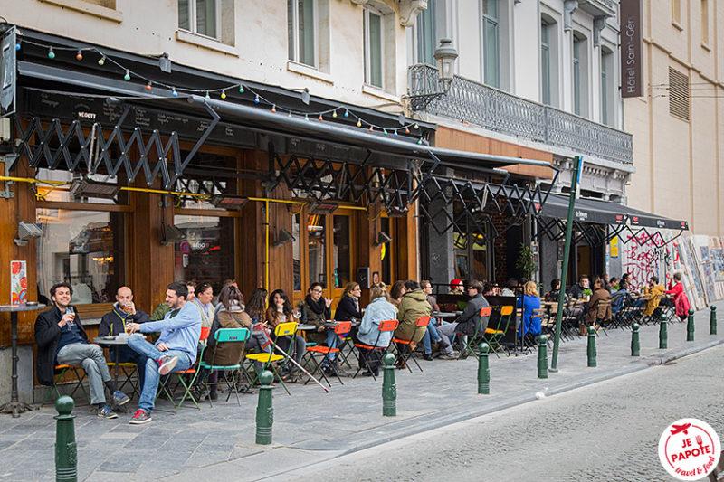 Bar Saint Gery Bruxelles