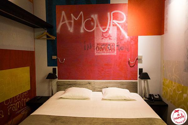 Hotel romantique Bruxelles