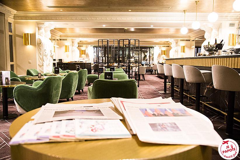 Une nuit dans un hôtel 4 étoiles à Bruxelles