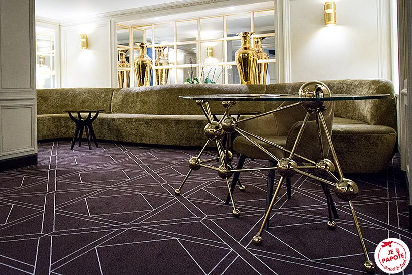 Hôtel 4 étoiles à Bruxelles