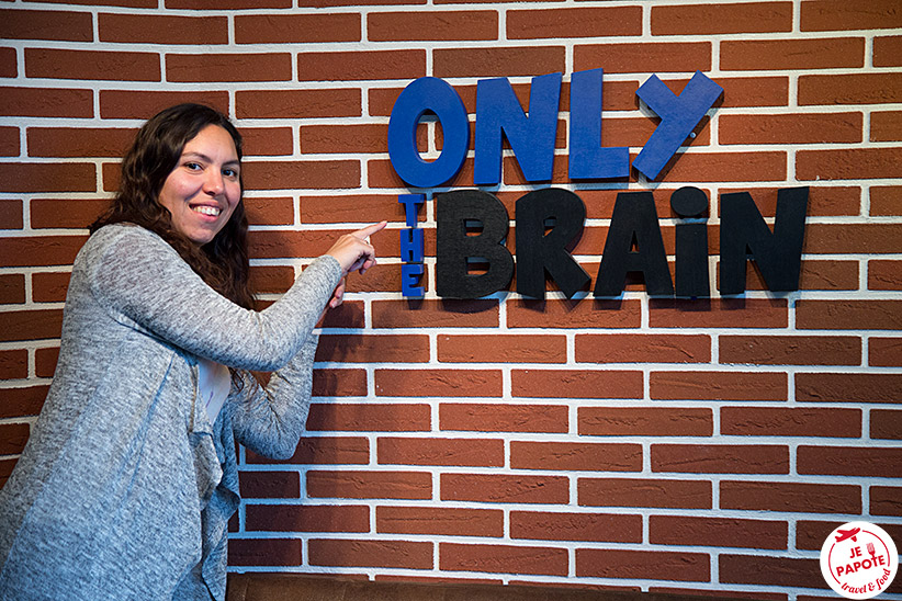 On a testé... l'Escape Game Only The Brain à Grenoble