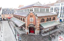 Un hôtel en plein centre de Bruxelles