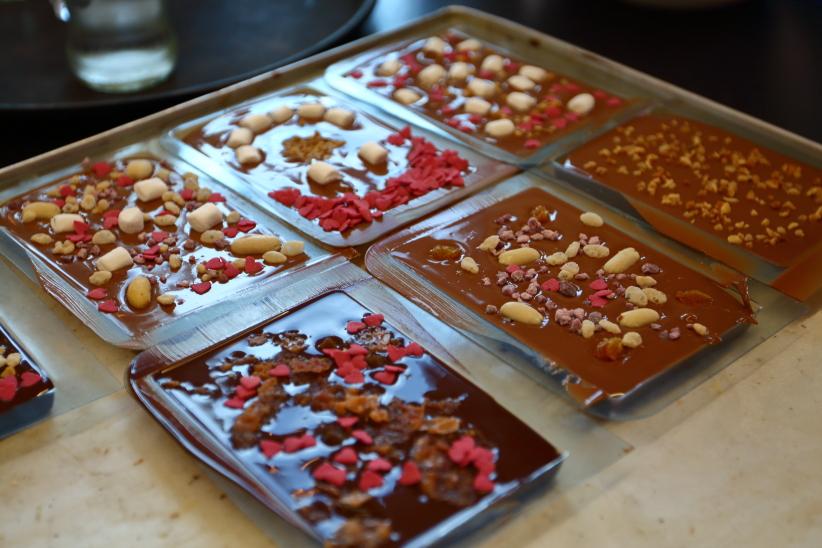 atelier chocolat gand