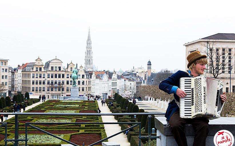 Visiter Bruxelles : entre balades et gourmandises