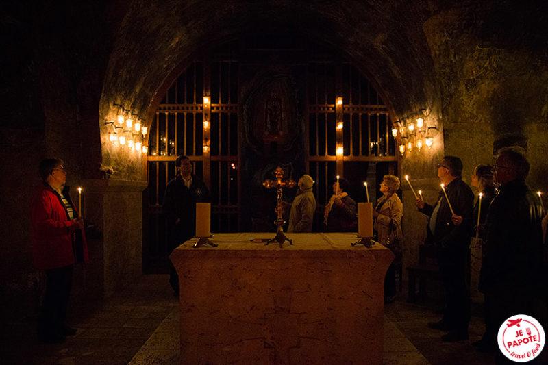 Crypte Cathédrale de Chartres