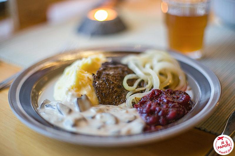 Cuisine Laponie