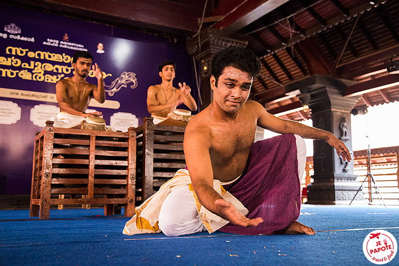 Danse Inde du Sud
