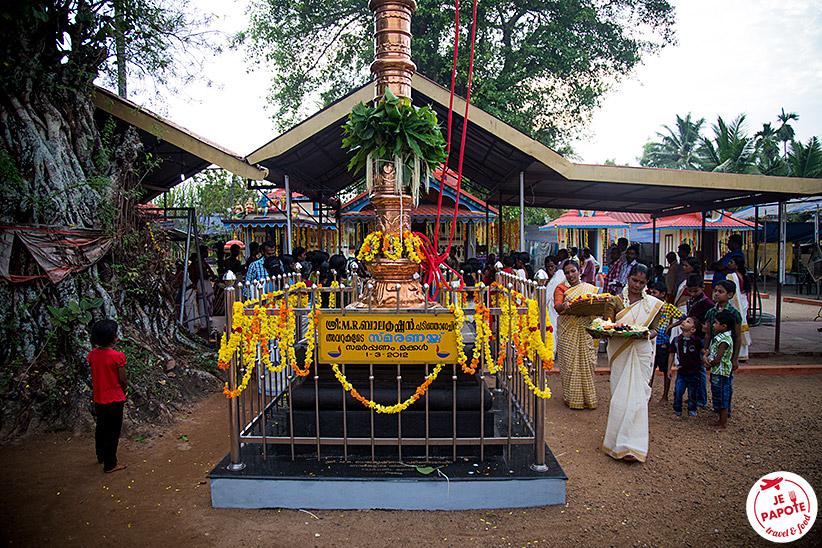 Fete religieuse Kerala