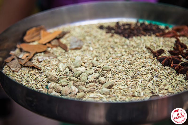 épices Kerala