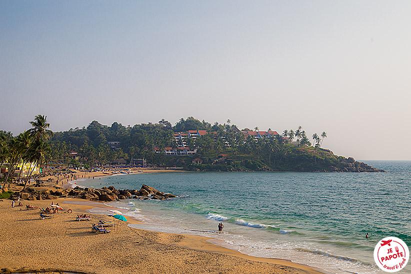 Plage Kovalam Kerala