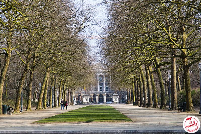 Jardin de Bruxelles