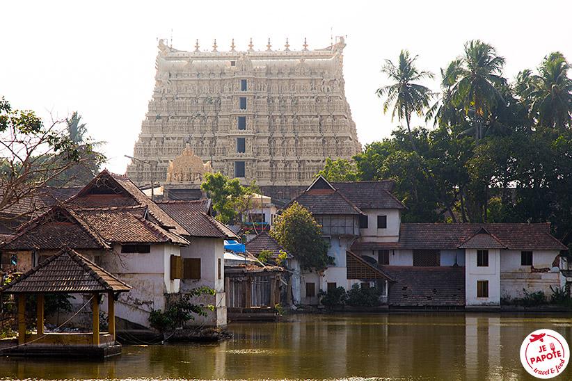 Temple Sree Padmanabhaswamy