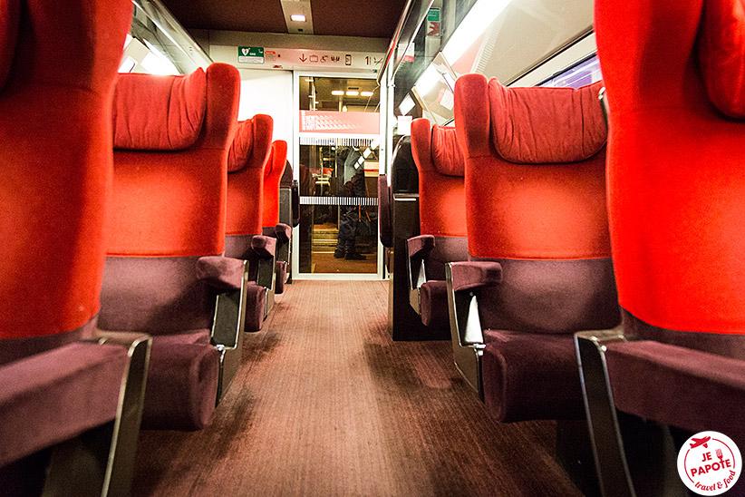 Thalys Paris Bruxelles