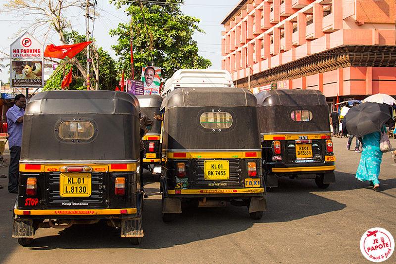 Tuk tuk Kerala