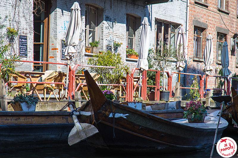Venise nord Belgique