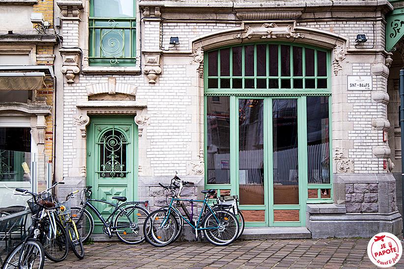Visite Gand Belgique