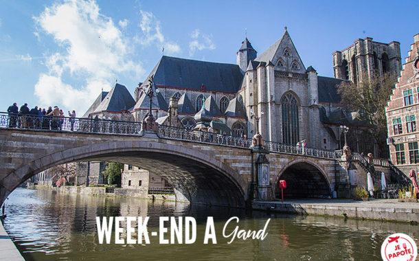 Visiter Gand : que faire, que voir en un week-end ?