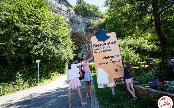 A la découverte des Grottes de La Balme (+ concours)