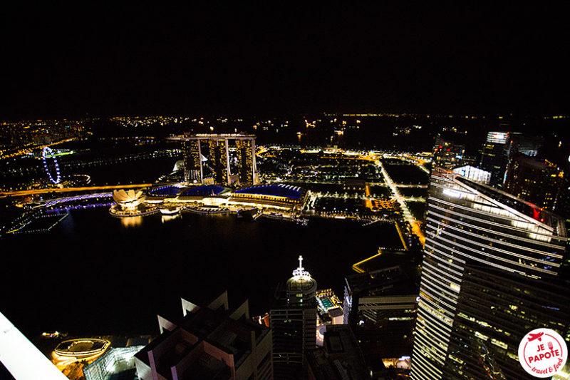 Bar altitude Singapour