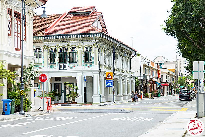 Katong Singapour