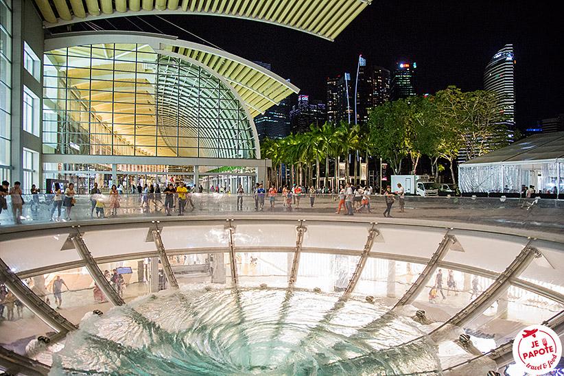 Singapour Lieux d'interets