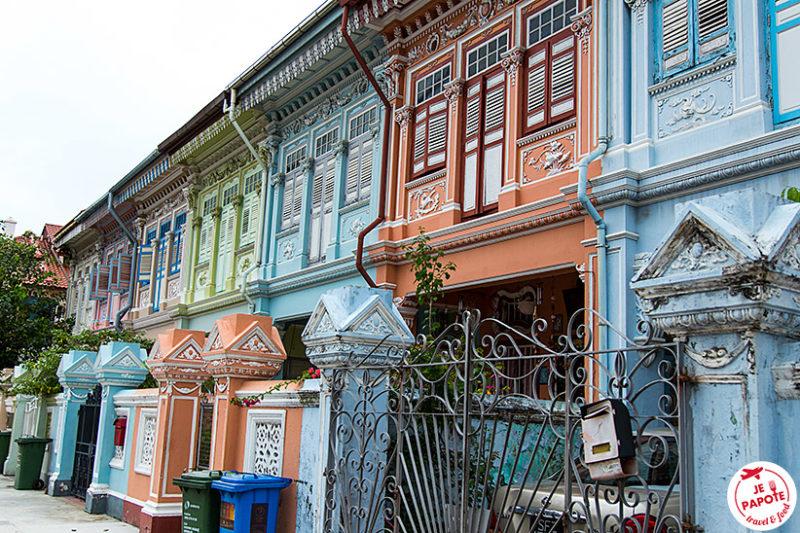 Peranakan Singapour