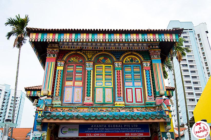 Quartier Indien Singapour