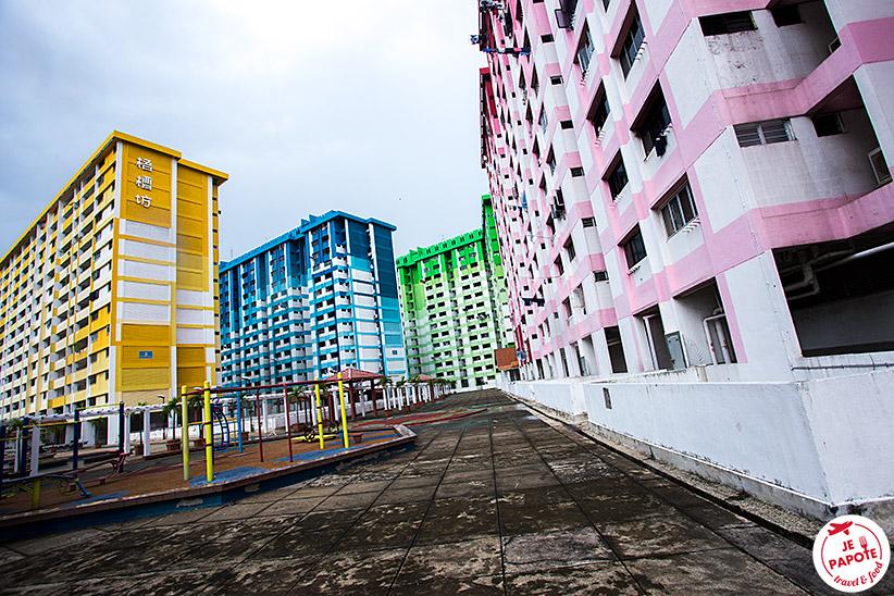 Rochor Center Singapour