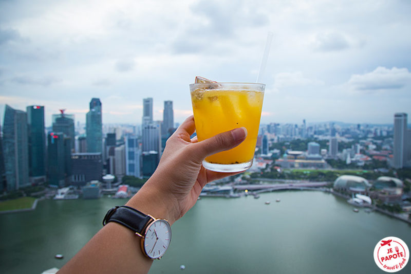Rooftop Singapour