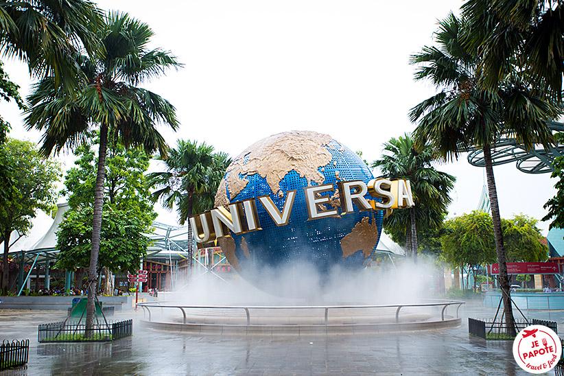 Sentosa Universal Studio