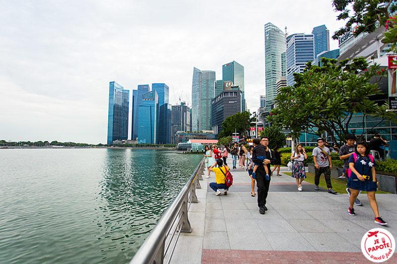 Singapour Esplanade